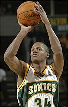 Сиатъл печели дербито на НБА в началото на годината