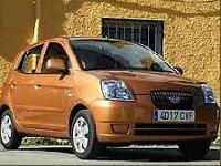 КИА Моторс с рекордни продажби в Европа през 2004 г.