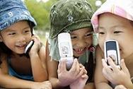 В Хонконг 70% от тийнейджърите вече имат мобилен телефон
