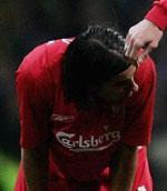 Милан Барош обмисля да напусне Ливърпул