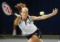 Магдалена Малеева загуби от Дементиева в третия кръг на  Насдак 100