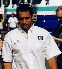 Монтоя отпада от Гран при на Бахрейн