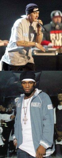 Еминем и 50 Cent тръгват на общо турне