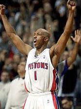 Детройт Пистънс е новият шампион в  Централната дивизия на НБА