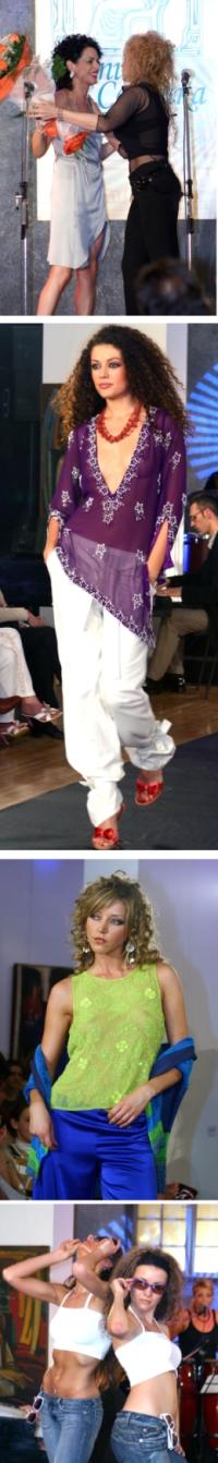 Рошава Гарга обира модни награди
