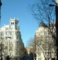 С най-голямото знаме в света подкрепят Мадрид за Олимпиада 2012