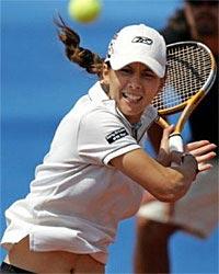 Цветана Пиронкова сред най-добрите четири на турнира в Палермо