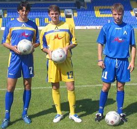 Топузаков, Боримиров и Домовчийски представиха новите екипи Улшспорт