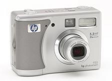 HP се отказва да продава цифрови фотоапарати в Азия