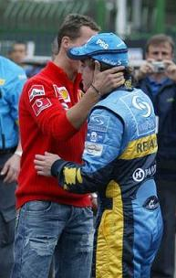 Шумахер: Ферари направи крачка напред