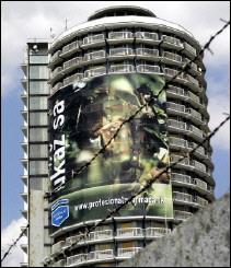 Словашката армия се рекламира върху презервативи