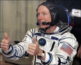 Космическият турист Грег Олсън осъществил мечтата си