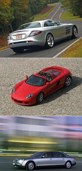 Най-скъпата кола в света струва 670 хил. долара