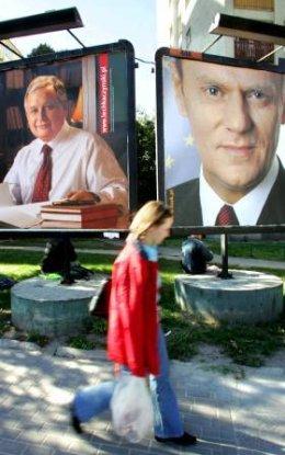 Полша гласува за президент