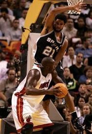 НБА шампионът срещу кандидат-шампиона 101:103