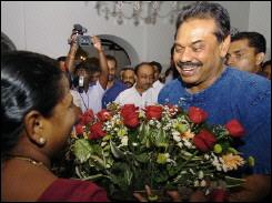 Премиерът на Шри Ланка е новият президент на страната