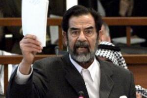 Саддам: Не ме е страх от смъртното наказание
