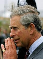 Принц Чарлз иска да се казва Джордж