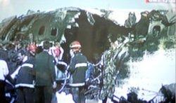 Най-малко 80 загинаха при пожар в ирански самолет