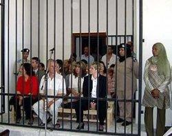 Кадафи поиска размяна в прав текст