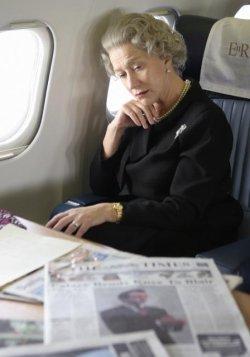 Английската кралица взе Оскар. Неслучайно!