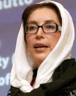 Мушараф: Бхуто сама си е виновна