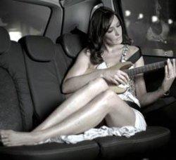 Новата първа дама на Франция стана лице на Lancia