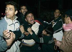 Израел блокира хуманитарната помощ за ивицата Газа