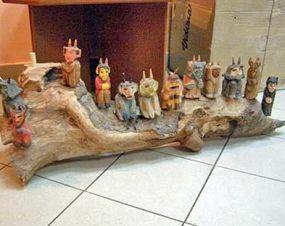 Не от всяко дърво става свирка