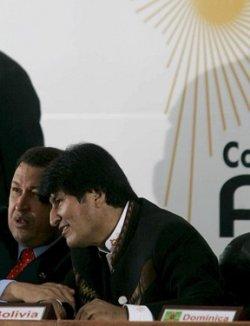Чавес смени кафето с кока