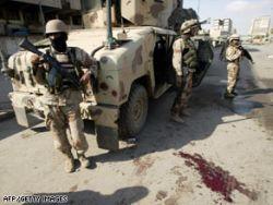 Жени-камикадзе потопиха Багдад в кръв