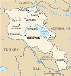 Арменците гласуват за президент