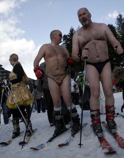 Голи ски