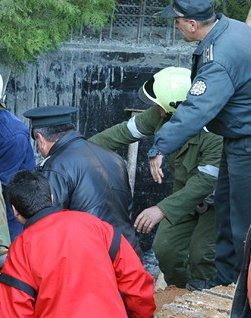 Откриха тялото на единия от затрупаните строители в Търново