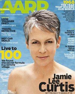 Джейми Лий Къртис - гола, красива и на 50