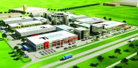 Българска компания строи осем търговско-индустриални парка в страната