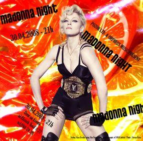 Една нощ с Мадона