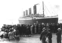 Продадоха билет за Титаник за $65 000