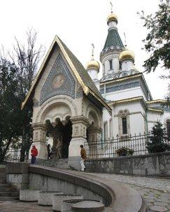 Стопираха мераците за бизнес-сграда до Руската църква