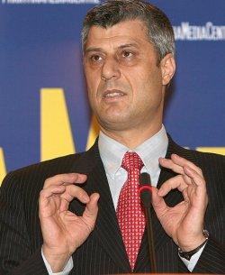 Хашим Тачи иска Косово в ООН