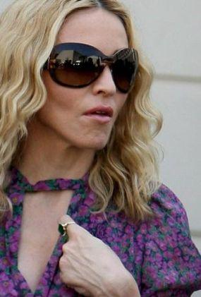 Мадона отпраши от Кан без да си плати сметките