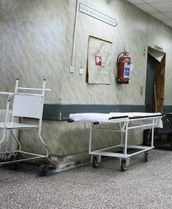"""Малтретирано бебе лежи в """"Пирогов"""""""