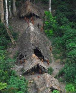 Невиждало свят племе открито в амазонската джунгла