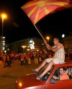 Европа скастри Македония за кървавия вот