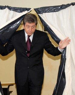 Първанов вдига енергийната завеса