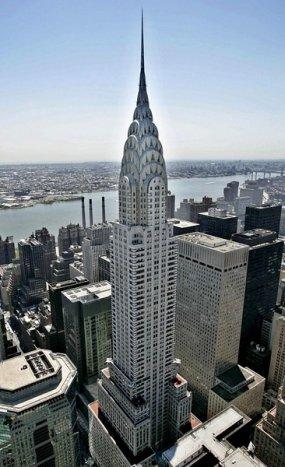 Арабски фонд купи небостъргача Chrysler Building за 800 млн. долара