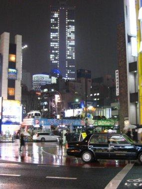 В Токио строят най-високата телевизионна кула в света