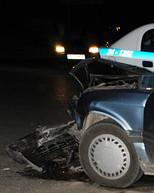Млада жена в Пирогов след тежка катастрофа