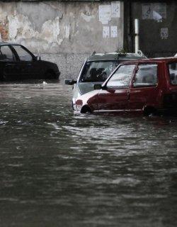 Порой наводни Бургас