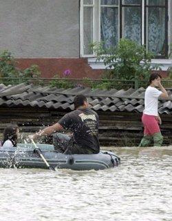 25 жертви на наводненията в Украйна